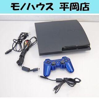 PS3 プレステ3 CECH-3000A チャコール・ブラック ...