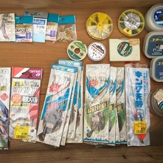 釣り具各種! − 滋賀県