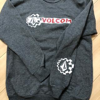 VOLCOM トレーナー