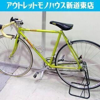 希少! LEGNANO 535mm 2×8 700×23 黄緑 ...