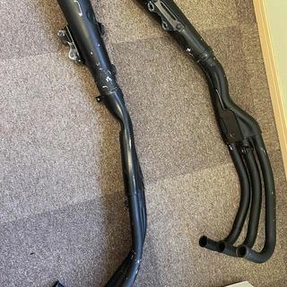マフラー ホンダ CBX1000 6気筒