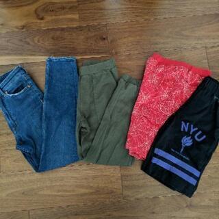 子供服 男の子 150cm まとめ売り 上着2着 ズボン4着 - 服/ファッション