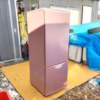 2ドア冷蔵庫◆national◆2004年◆保証付き◆配送設置可...
