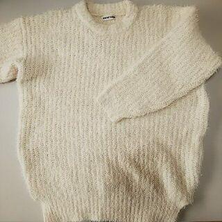レディース*ホワイトセーター*Lサイズ
