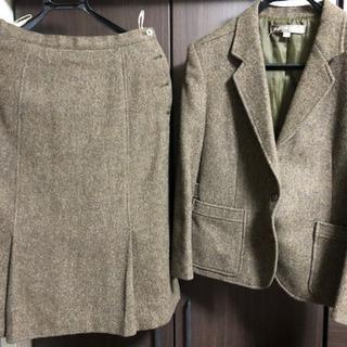 ウールスーツ 9号