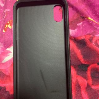 iPhoneXSNIKEカバー