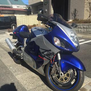【個人出品】GSX1300Rハヤブサ 隼