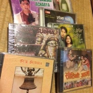 値下げ☆新品未開封◎ネパール Nepal 音楽CD (数枚…