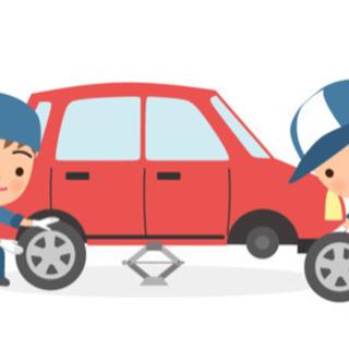 未経験で安心!車好きな人必見!素人でも簡単な車のタイヤ交換だけ!