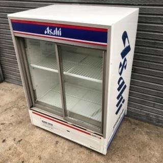 サンヨー 冷蔵ショーケース 冷蔵庫 178L SMR-90FG ...