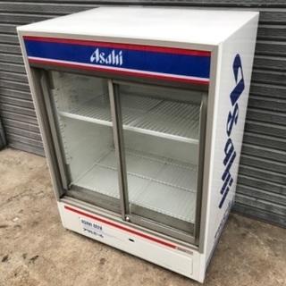 サンヨー 冷蔵ショーケース 冷蔵庫 178L SMR-90FAG...