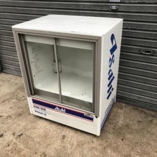 サンヨー 冷蔵ショーケース 冷蔵庫 69L SMR-S36F 瓶...