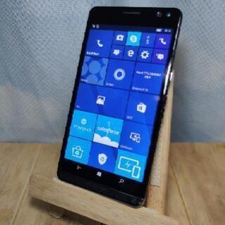 Windows10 HP Elite x3 SIMフリー 64GB Blackの画像