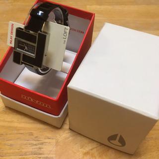 値下げしました。NIXON/ニクソン LOFT レディース腕時計...