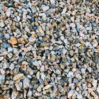 SALE!砕石 砂利 配達料込み!説明文を良くお読みになって下さい − 福岡県