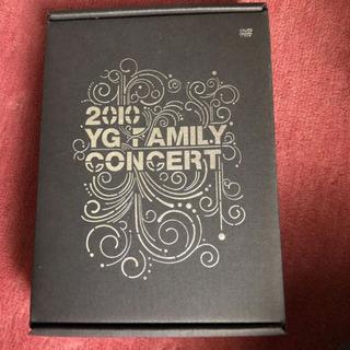 【無料】k-pop  YG FAMILY LIVE CONCER...