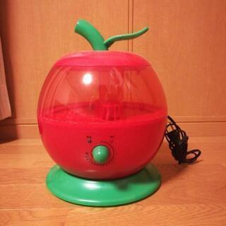 リンゴ加湿器