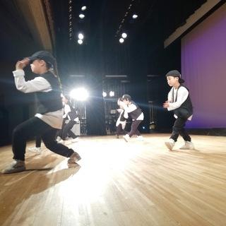 【ダンス講師】ヒップホップー男性ー生徒たちが憧れる講師に!…