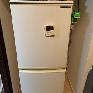 [売ります]SHARP 冷蔵庫3000円*洗濯機とセットで5000円