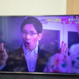 4Kテレビ 49型
