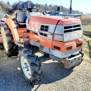 クボタ GL トラクター