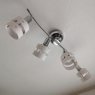 シーリングライト ホワイト 4灯