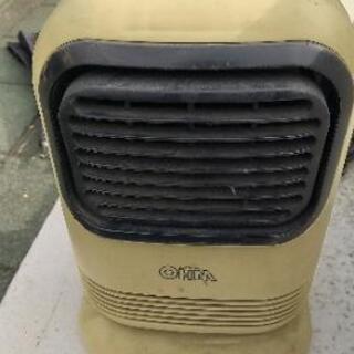 OHM小型ファンヒーター