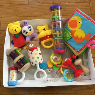 おもちゃ 赤ちゃん 新生児 12点セット(バラでも可)