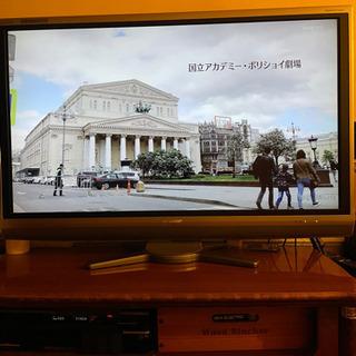 AQUOS 大画面46インチ 2009年の画像