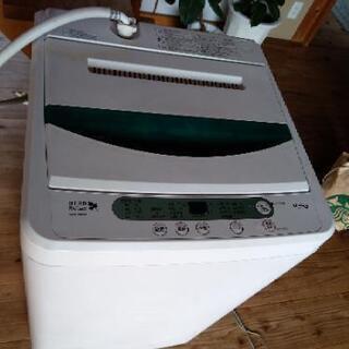 [配達無料][即日配達も可能?]全自動洗濯機 ヤマダ電機製 YW...