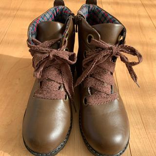 新品 未使用 ブーツ 23cm 値下げ