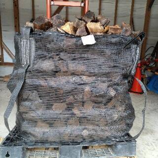 薪ストーブ用薪 広葉樹ミックス35-45㎝ 1立米分