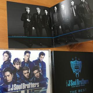 【値下げしました】三代目JSB アルバム THE BEST/BL...