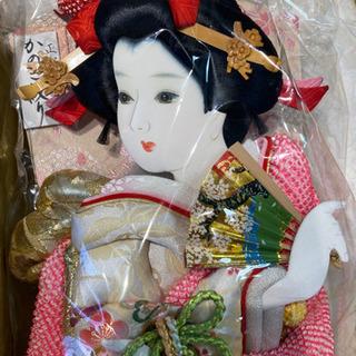 御羽子板飾り(飾り台付き)定価65,000円 - 千葉市