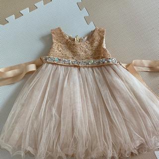 ベビー ドレス 80cm