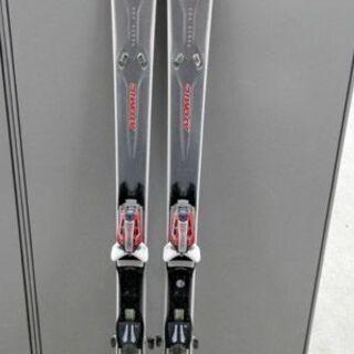スキー 板 170cm 2点セット ATOMIC アトミック V...