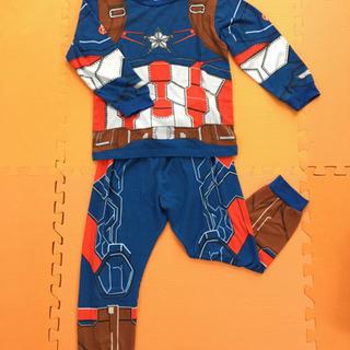 子供 パジャマ 140cm(130)マーベリック キャプテンアメリカ