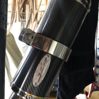 アドレスV125 マフラー
