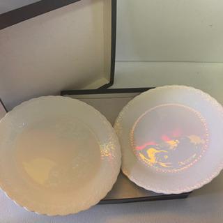 ⭐️激安❤️お皿2枚セット⭐️