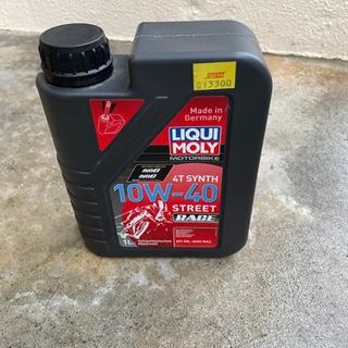 10w-40 エンジンオイル