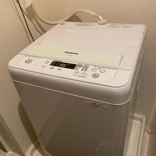 【洗濯機】Panasonic オリジナル全自動洗濯機 (5…