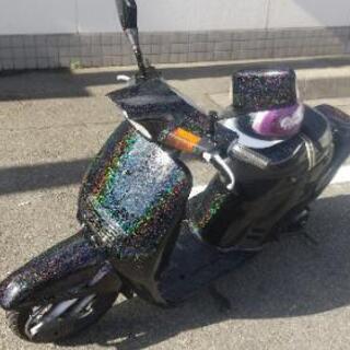 バイクの塗装、全塗装 原付スクーター 塗装いたします。