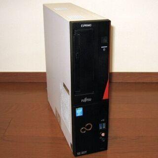 富士通デスクトップ D583/N (G1820/6G/250G)...