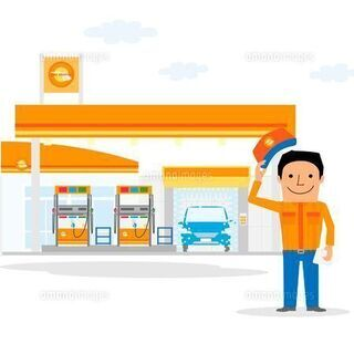 《単発勤務OK》日払いOK☆『ガソリンスタンドでのイベント…