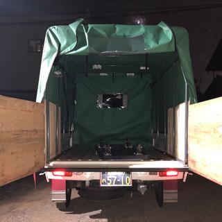 軽トラック積み放題🚚 ¥5,500から!学割10%引き👏