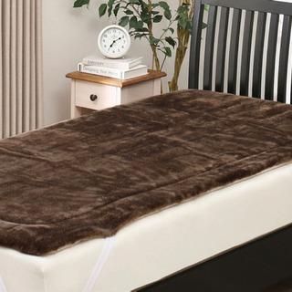 敷きパッド シングル マイクロファイバー ベッドパッド