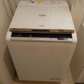 (購入者決まりました)HITACHI 洗濯乾燥機 2017…