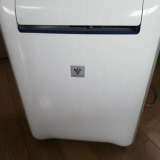 シャープ空気清浄機☆衣類乾燥  除湿機能付き〔CV-S71…