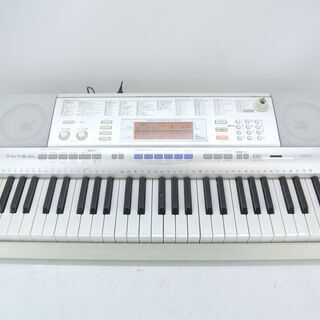 CASIO カシオ 光ナビゲーションキーボード(61鍵盤)…