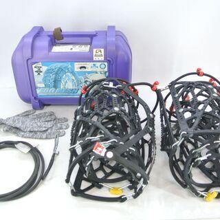 非金属タイヤチェーン エコメッシュ FA09 未使用品